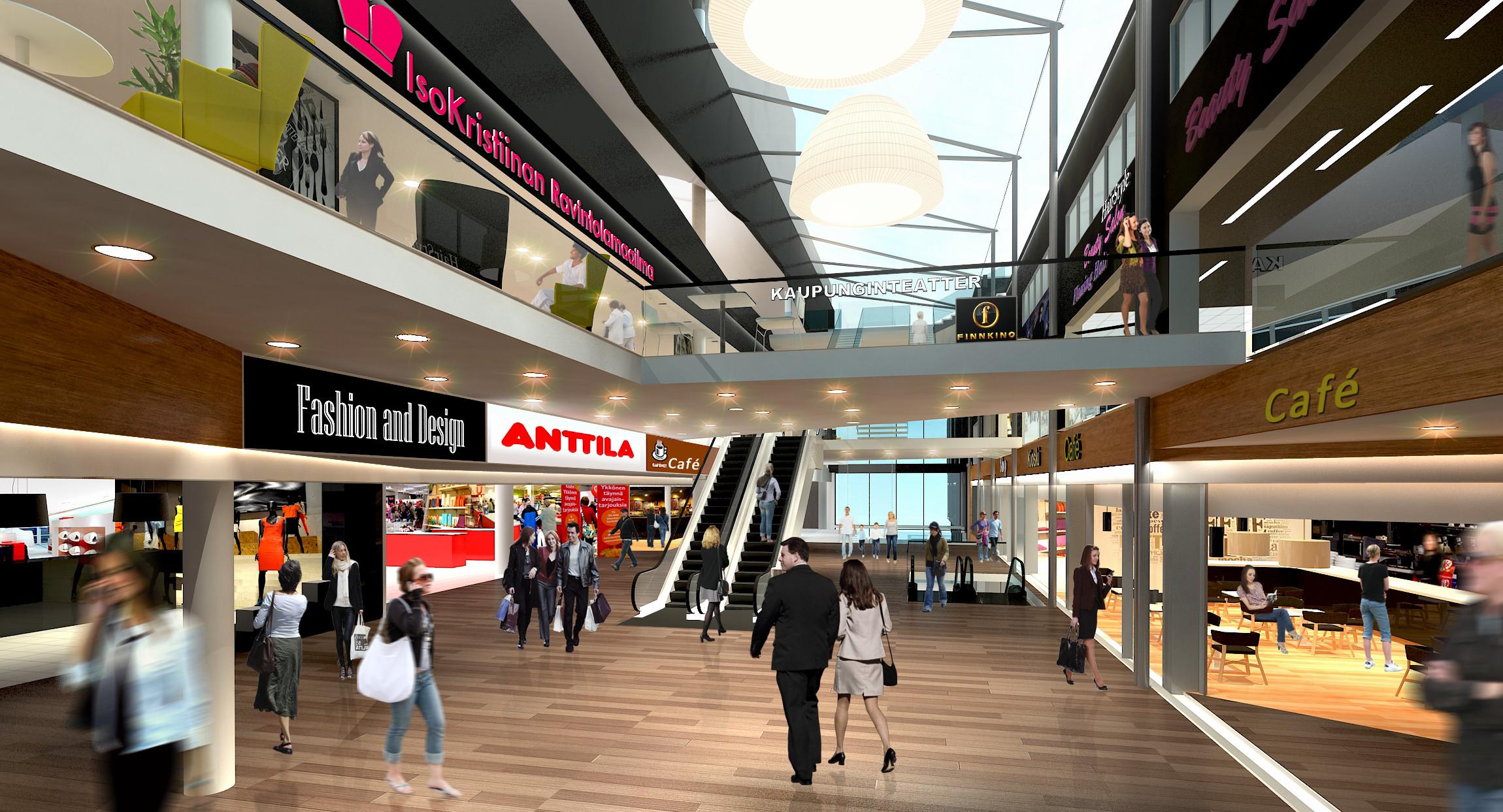 e64904f6e 30 сентября в торговом центре IsoKristiina открываются новые магазины:  Iittala Outlet, Tokmanni, магазин детской одежды Lasten Vaatekaappi.