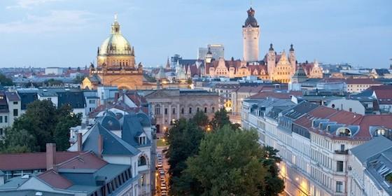 Санкт- петербург лейпциг маршрут